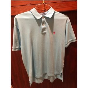 Polo Ralph Lauren Light Blue with Pink Pony